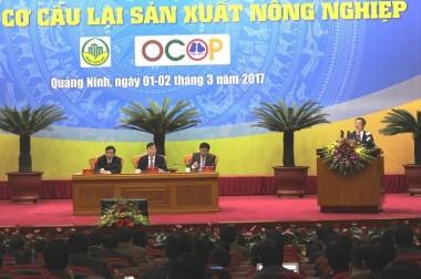 """Nhân rộng OCOP để giải """"nút thắt"""" trong phát triển nông thôn"""