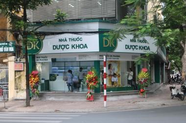 KHAI TRƯƠNG NHÀ THUỐC DK PHARMA