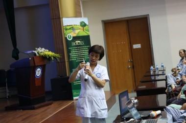 DK-PHARMA tham gia hoạt động giáo dục sức khỏe cho bệnh nhân tiểu đường tại Bệnh Viện Nội Tiết Trung Ương