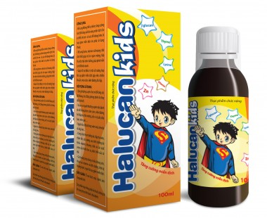 Thực phẩm chức năng HALUCAN KIDS