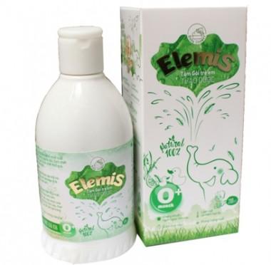 Tắm bé thảo dược ELEMIS