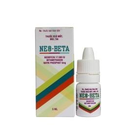 Thuốc nhỏ mắt NEO-BETA