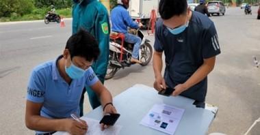 Huyện Quế Võ thực hiện giãn cách theo chỉ thị 16-CT-TTg ngày 31/2/2021 của Thủ tướng Chính phú
